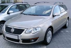 File:VW Passat B6 Variant front 20080215.jpg - Wikimedia Commons