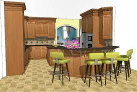Sketchup Kitchen Design Enchanting Sketchup Kitchen Design Kitchenamerikatk