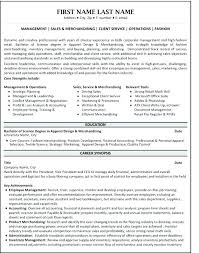 Retail Merchandiser Resume Sample Merchandiser Resume Sample Free ...