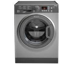 hotpoint washing machine aquarius. Wonderful Aquarius HOTPOINT WMFUG742G Smart Washing Machine  Graphite  Aquarius TVM570P  Vented Tumble Dryer White And Hotpoint