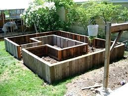 above ground garden ideas. Above Ground Herb Garden Plans Inspiration Ideas D