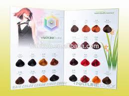 Color Design Hair Colour Chart Oem Manufacturer Salon Professional Hair Dye Color Chart Color Swatch Book Buy Salon Professional Hair Color Dye Chart Iso Hair Dye Color