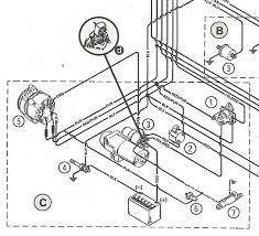 7 4 Mercruiser Starter Wiring Diagram Mercruiser 496 Wiring-Diagram