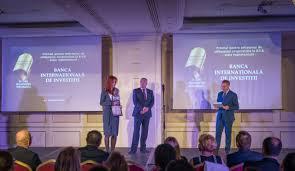 An Ii B B International Investment Bank Iib Iib Again Awarded For
