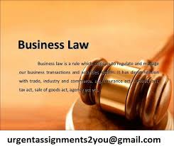 Business Law Business Law Case Study Business Law Legal Business
