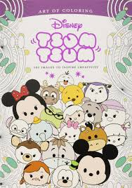 It became quickly a timeless classic. Art Of Coloring Tsum Tsum 100 Images To Inspire Creativity Disney Book Group Disney Book Group 9781368000765 Amazon Com Books