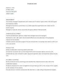 Example Of Cv And Cover Letter – Amere