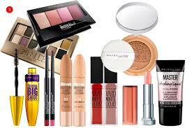 maybelline new york stock up on the latest launches from maybelline and your cosmetic bag will want for nothing they ve covered all their bases