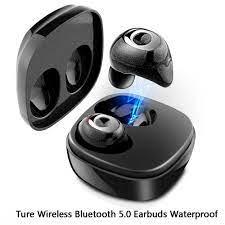 Su Geçirmez TWS Ture Kablosuz Kulaklık Bluetooth 5.0 Kablosuz Kulaklıklar Bluetooth  Kulaklık 5.0 TWS Kulaklık Ile şarj Kutusu/vaka Bluetooth Kulaklık And  Kulaklık - V.lucillesrockinradio.com