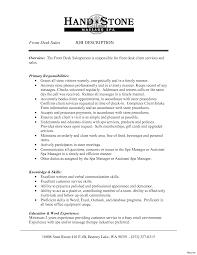 Clerk Job Description Resume Front Desk Clerk Resume Free Sample Help Job Description Outlining 81