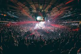 jack Ü s new year s eve show at madison square garden featured a one off production design new show and full production that served as ground zero