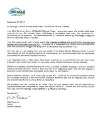 miracle mattress. Beautiful Mattress Miracle Mattress Apology Letter On
