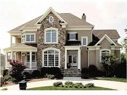 pictures of stone exterior on homes. stone accents. house facade. home exterior pictures of on homes n