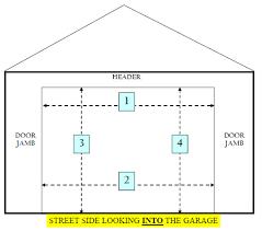 garage door heightGarage Door Fresh Air Screen  Various Sizes