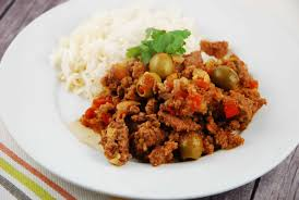 Image result for PICADILLO