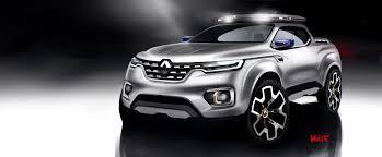 2018 renault alaskan. wonderful 2018 renault alaskan pickup truck concept unveiled frankfurt debut u2013 itu0027s a  french nissan to 2018 renault alaskan