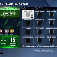 Best Shooting Badges in NBA 2K20 ...