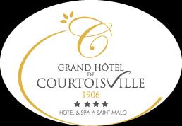 Hotel St Malo Grand Hotel De Courtoisville Swimming Pool 50m Beac