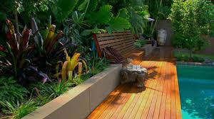 Small Picture Gardening Australia Fact Sheet Tropical Design