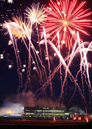 Festival Of Lights Canterbury July 3rd Fireworks At Canterbury Park In 2019 Fireworks
