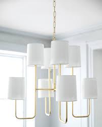 chandelier lighting dining decor dining room inspiration via serena lily