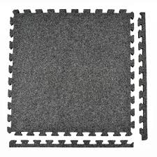 interlocking carpet squares. Interesting Squares Greatmats Royal Carpet Dark Gray Velour Plush 2 Ft X 5 Intended Interlocking Squares U