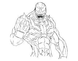 You have permission to download without charge by clicking the download button under the collection. Venom Coloring Pages 60 Coloring Pages Free Printable