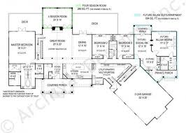 ranch house plans mother in law suite marvelous in law house plans 6 mother in