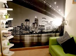 New York Bedroom Wallpaper 17 Best Images About New York Bedroom On Pinterest Theme