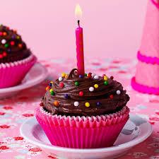 chocolate birthday cupcakes. Brilliant Birthday In Chocolate Birthday Cupcakes