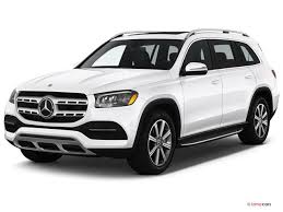 Designo diamond white metallic exterior with macchiato and mahogany nappy leather interior and features the designo brown liden. 2021 Mercedes Benz Gls Class Prices Reviews Pictures U S News World Report
