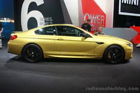 BMW Convertible bmw m6 coupe price in india : 2016 BMW 6 Series Facelift at 2015 Detroit Auto Show