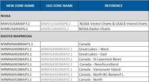 Noaa Chart Updates Timezero Blog Page 36 All About Marine Navigation