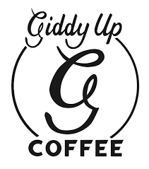 Don't be turned off by that. Giddy Up Coffee