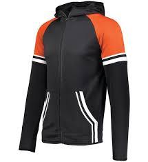 Active Wear For Men Holloway Retro Grade Jacket Dry Excel