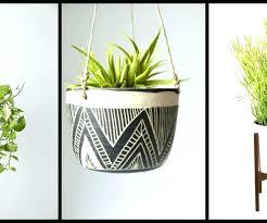 wall basket planter wall mounted planter to hanging plants wall basket planter small hanging pots