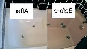 bathtub refinishing kit reviews tub and tile refinishing kit tub kit bathtub refinishing kit reviews miracle