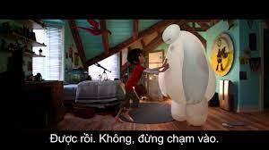 Biệt đội Big Hero 6 (Trích đoạn): Phát hiện - YouTube