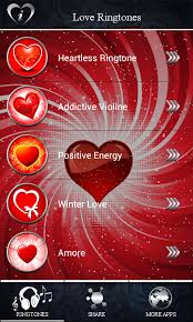 Best Love Ringtones Android App Free APK By Compass Studio Inspiration Bast Love Rington