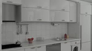 Kitchen Modeling 3ds Max Making Of Modern Kitchen Design Fast Youtube