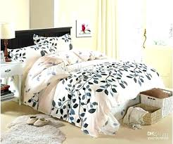 cotton bedding sets white king size duvet cover blue and covers cream grey queen cotton bedding