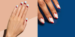 Gel Nail Designs For 4th Of July 23 Best Nail Art Designs To Copy This Fourth Of July 4th