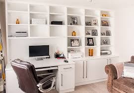 home office built ins. built in home office furniture along wall ins 1