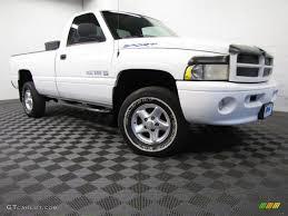 2000 Bright White Dodge Ram 1500 Sport Regular Cab 4x4 #80480864 ...