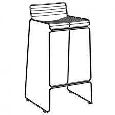 studio wire outdoor bar stool stackable