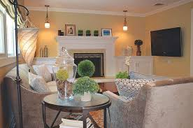 image of how to arrange living room furniture with fireplace and tv apartment