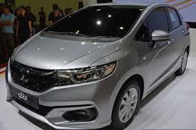 honda jazz indonesia warna lunar silver metalic