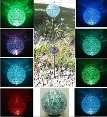 117 Best Yard Lightingdecor Images On Pinterest  Garden Art Solar Mosaic Garden Lights