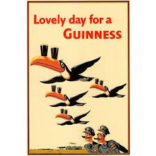 Small Picture Official Guinness Toucan Poster 20 x 30 Shamrock Gift Company