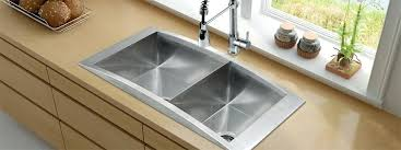 drop in stainless steel kitchen sink top mount rectangular drop in stainless steel kitchen sinks glass